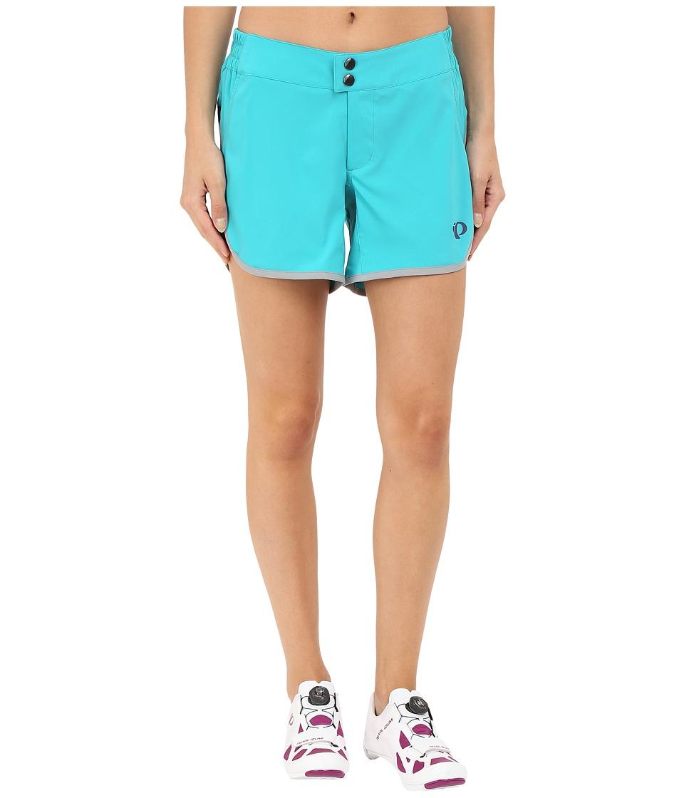Pearl Izumi Journey Short Viridian Green Womens Shorts