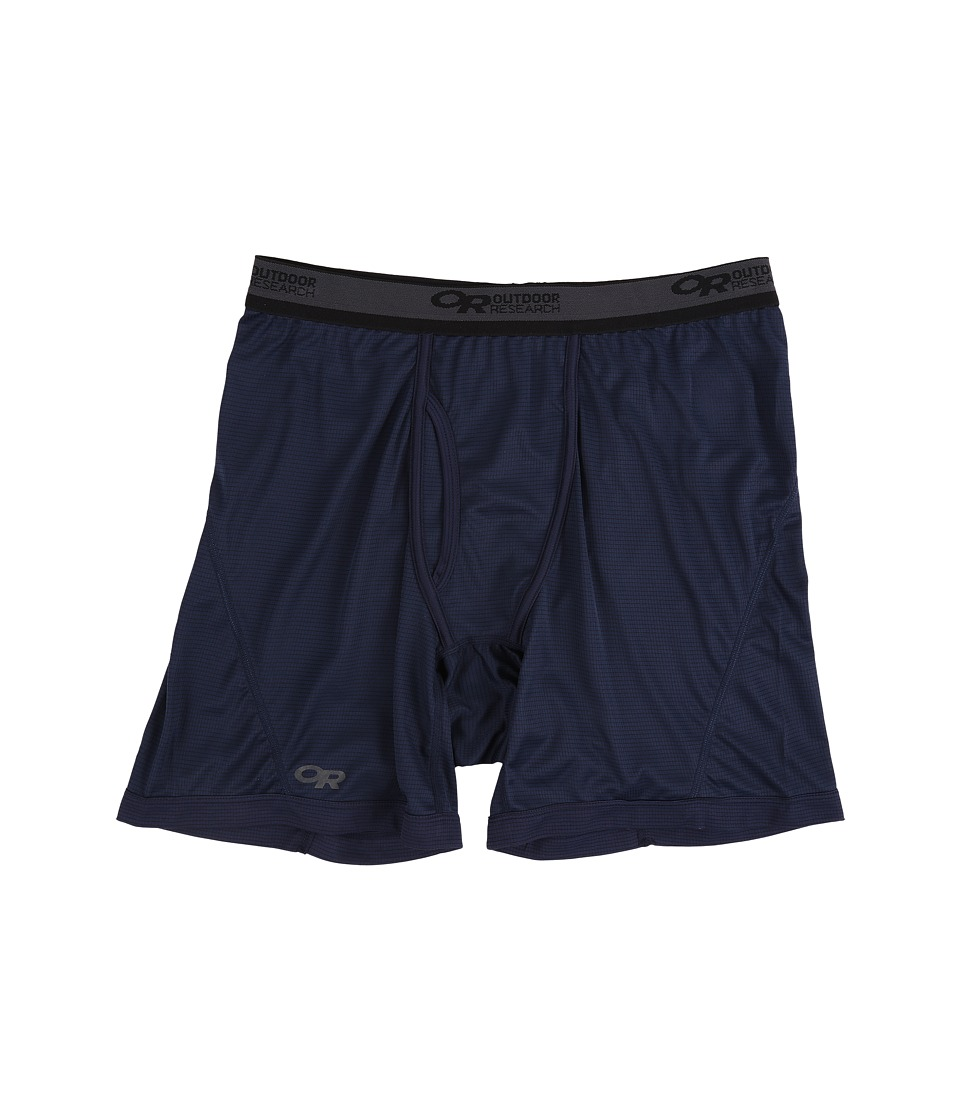 Outdoor Research Echo Boxer Briefs (Night/Dusk) Men