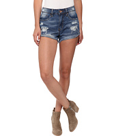 dollhouse - Rigid High Waist Shorts in Parker