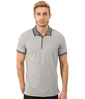 BOSS Orange - Pejo Short Sleeve Cotton Polo with Logo Tab