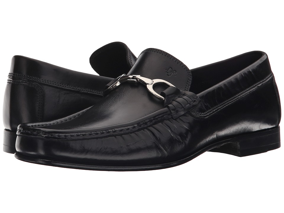 Donald J Pliner - Darrin (Black) Mens Slip on  Shoes