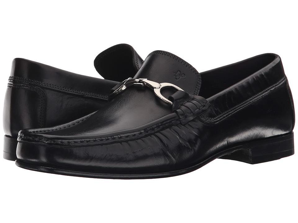 Donald J Pliner - Darrin (Black) Mens Slip on  Shoes