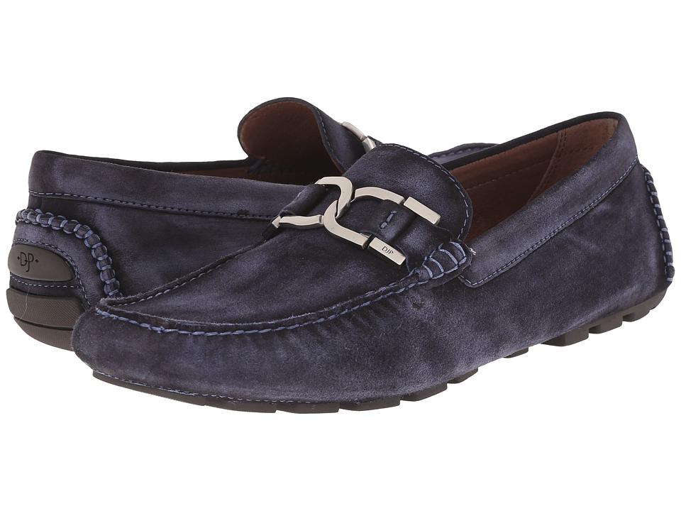 Donald J Pliner Derrik Denim Mens Slip on Dress Shoes