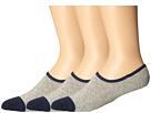 TM31454 Cavas Shoe Liner 3-Pack