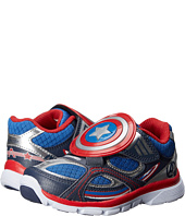 Stride Rite - Captain America Lighted Athletic (Toddler/Little Kid)