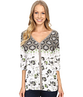 Aventura Clothing - Menlo Peasant Top