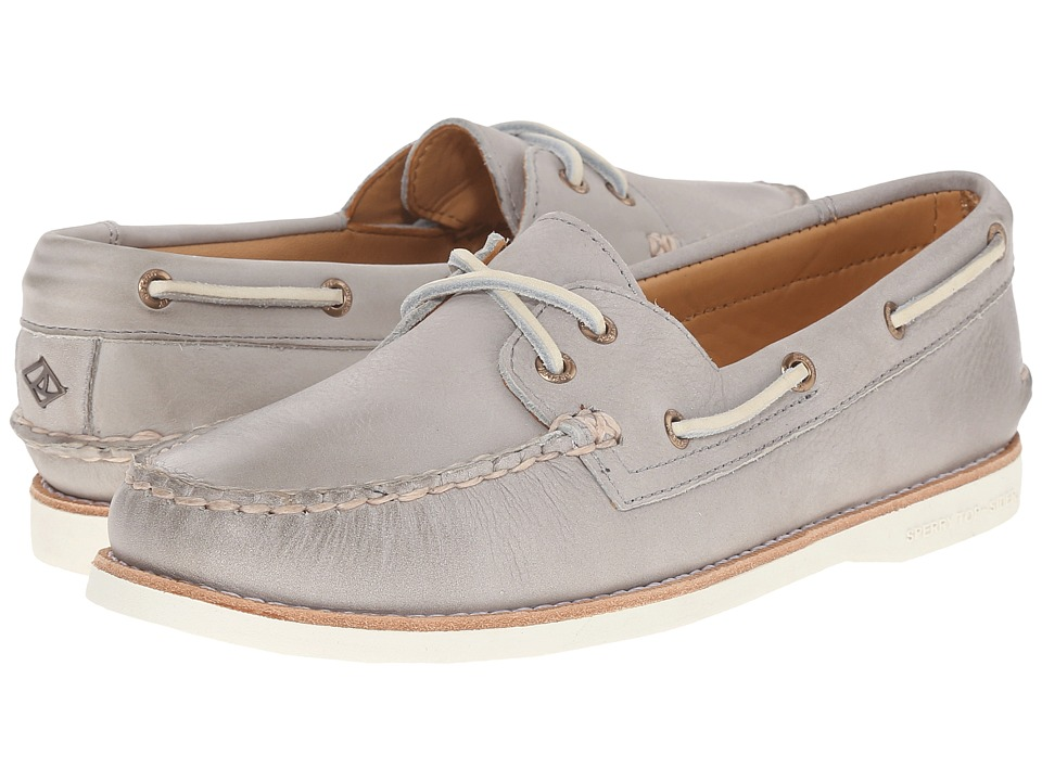 Sperry Top-Sider - Gold Cup A/O Seasonal (Light Grey) Women