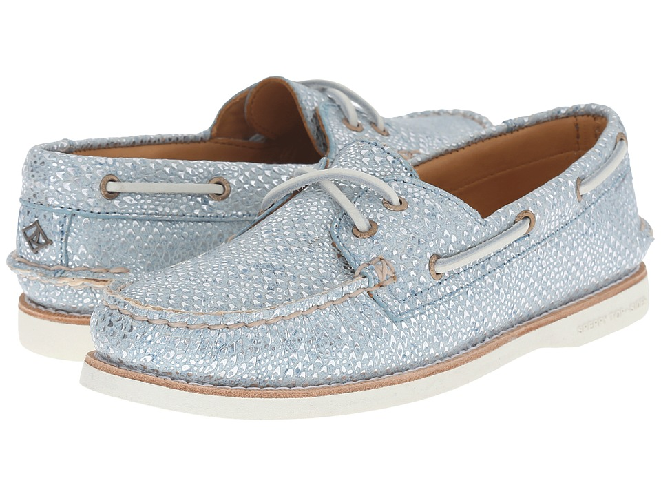 Sperry Top-Sider - Gold Cup A/O Metallic (Blue) Women