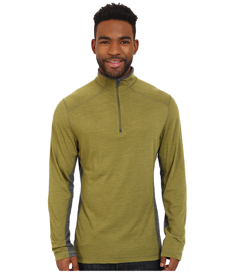 Royal Robbins Go Everywhere 1/4 Zip Shirt