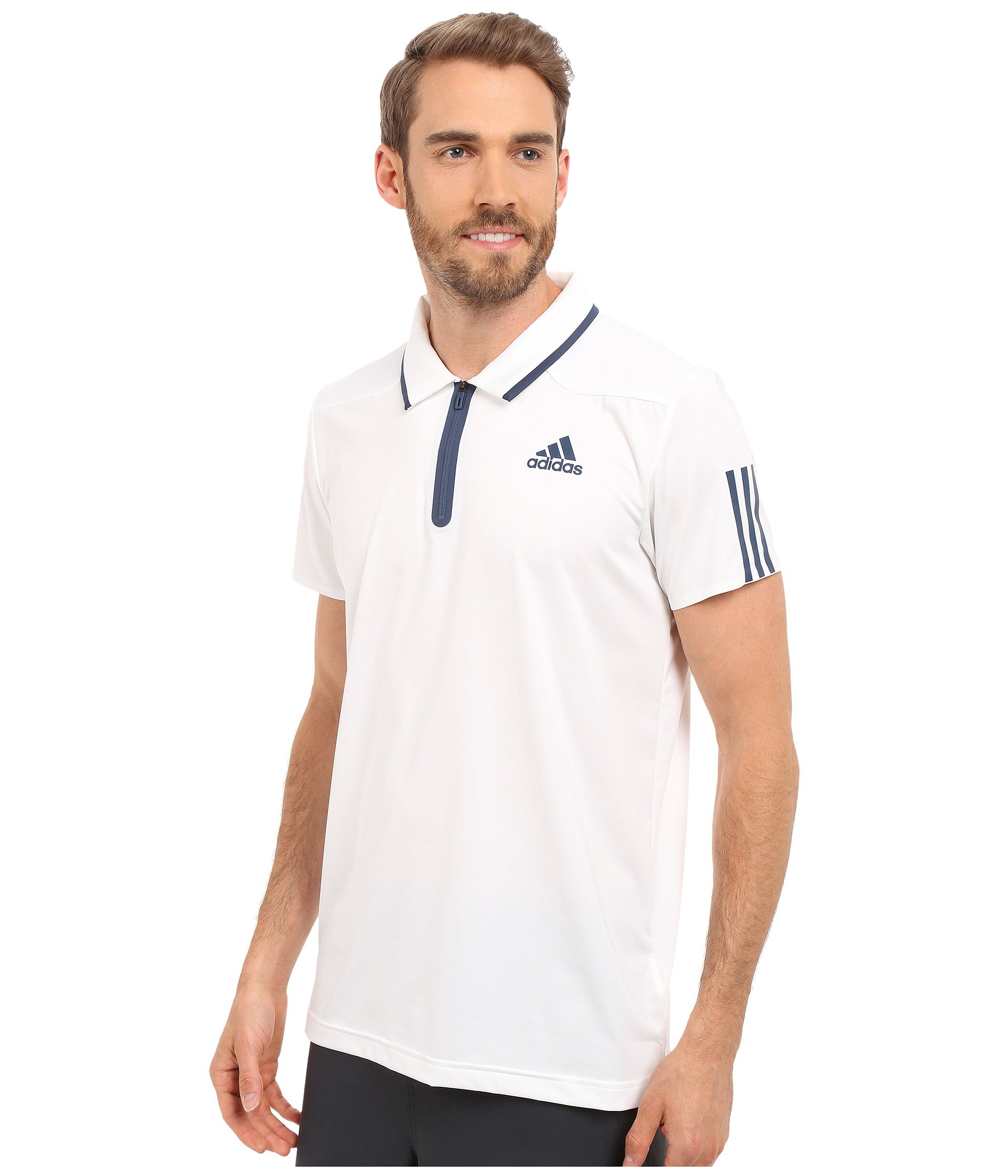 Adidas Barricade Polo Shirt Free Shipping