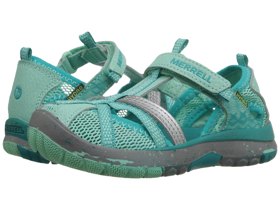Merrell Kids Hydro Monarch Toddler/Little Kid/Big Kid Turquoise Girls Shoes