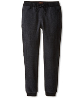 7 For All Mankind Kids - Jogger Jeans in Washed Black (Big Kids)