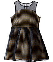 Marciano Kids - Metallic Fit and Flare Dress (Big Kids)