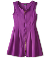 Marciano Kids - Purple Zip Front Dress (Big Kids)
