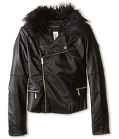 Marciano Kids - Faux Leather Jacket (Big Kids)