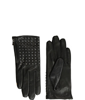The Kooples - Leather Gloves with Studs