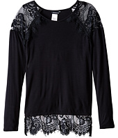 Marciano Kids - Lace Tunic Top (Big Kids)