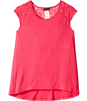 Marciano Kids - Tess Lace Tunic Top (Big Kids)
