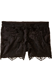 Marciano Kids - High Waist Camden Lace Shorts (Big Kids)