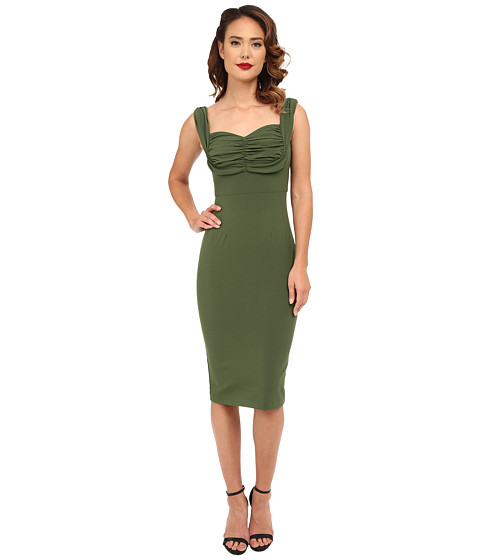 Stop Staring! Zoe Fitted Dress