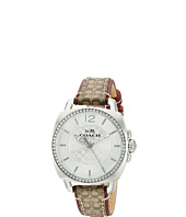 COACH - Boyfriend 36mm Leather Watch