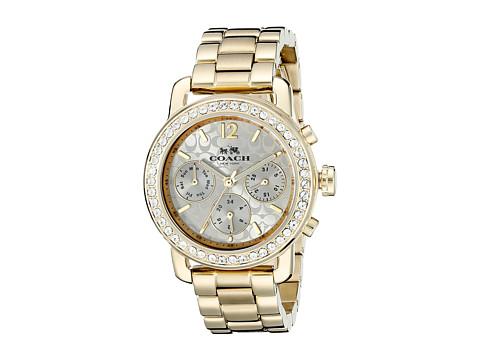 COACH Legacy Sport 36mm Bracelet Watch