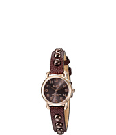 COACH - Delancey 23mm Rubber Watch