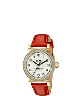 COACH - Madison Fashion 36mm Leather Watch