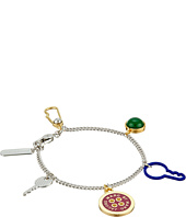 Marc by Marc Jacobs - Lost and Found Keys and Buttons Charm Bracelet