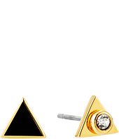 Marc by Marc Jacobs - Lost and Found Triangle Stud Earrings