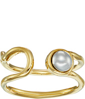 Marc by Marc Jacobs - Lost and Found Safety Pin Ring