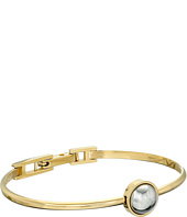 Marc by Marc Jacobs - How Riveting Cabochon Hinge Cuff Bracelet