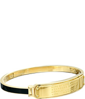 Marc by Marc Jacobs - Standard Supply Stand Supply Enamel Hinge Cuff Bracelet