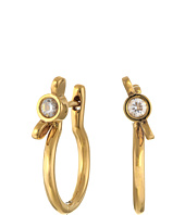 Marc by Marc Jacobs - Screw It Wingnut Hinge Hoops Earrings
