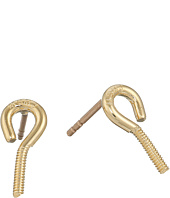 Marc by Marc Jacobs - Screw It Screw Hook Stud Earrings