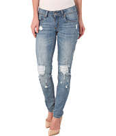 dollhouse - Ipanema Skinny Jeans in Light Blue Wash