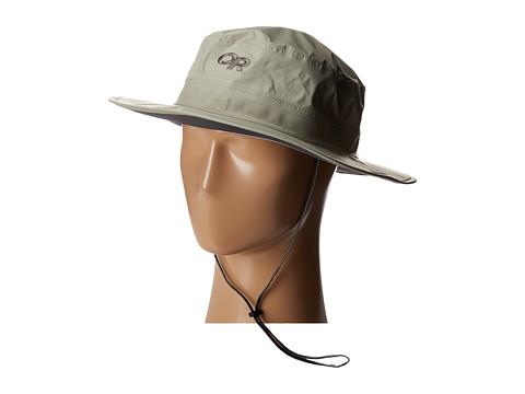 Outdoor Research Helios Rain Hat - Khaki
