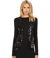 The Kooples - Veste Sans Manches En Melange De Sequins Jacket