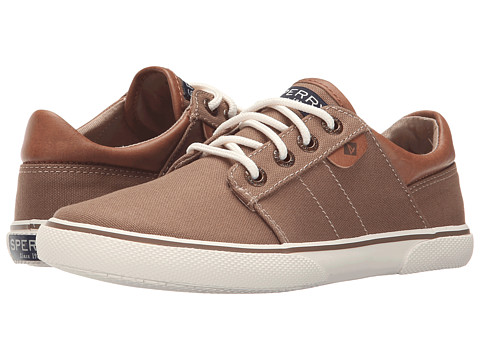 Sperry Kids Ollie (Little Kid/Big Kid) - Tan