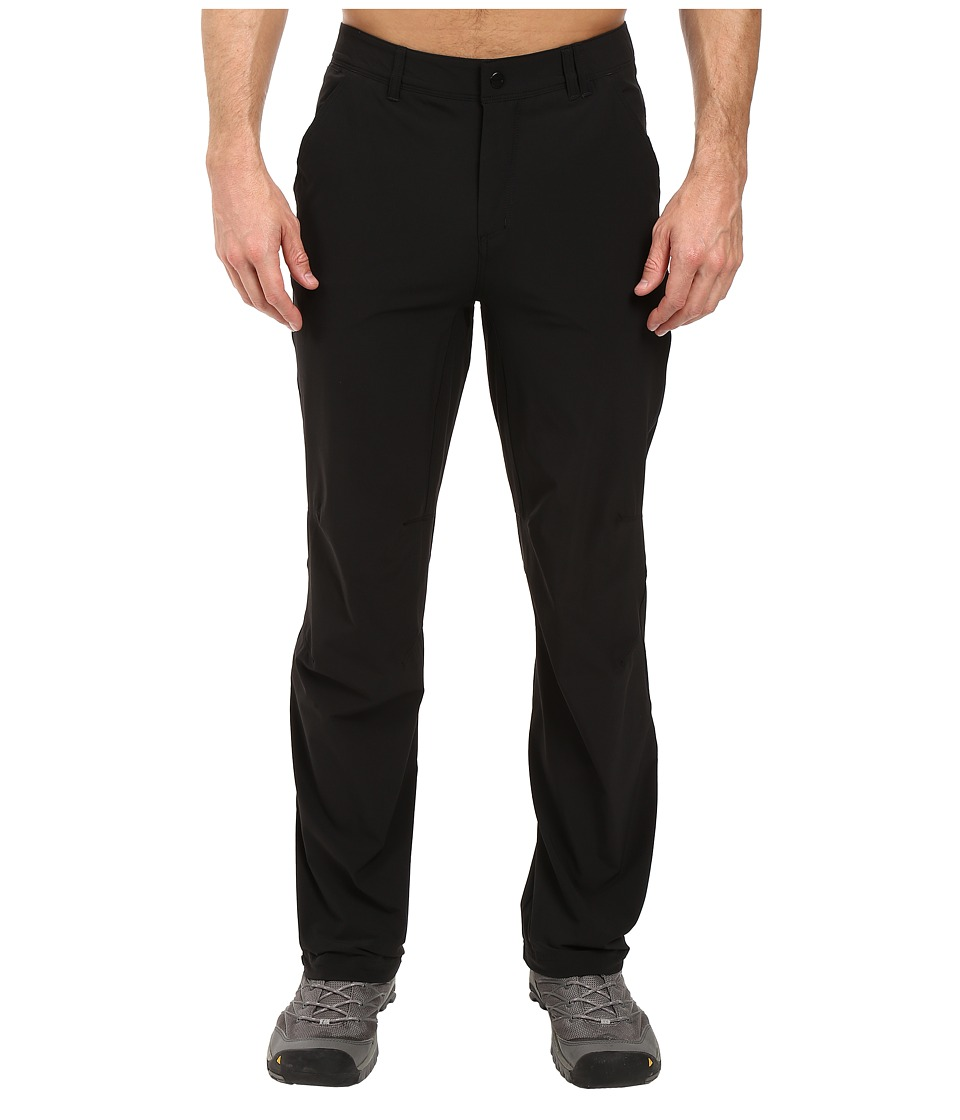 Image of adidas Outdoor - All Outdoor Flex Hike Pants (Black) Men's Casual Pants