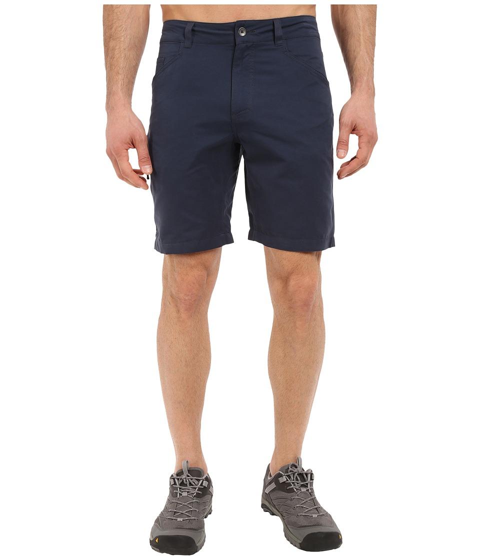 Royal Robbins - Convoy Utility Shorts (Deep Blue) Mens Shorts