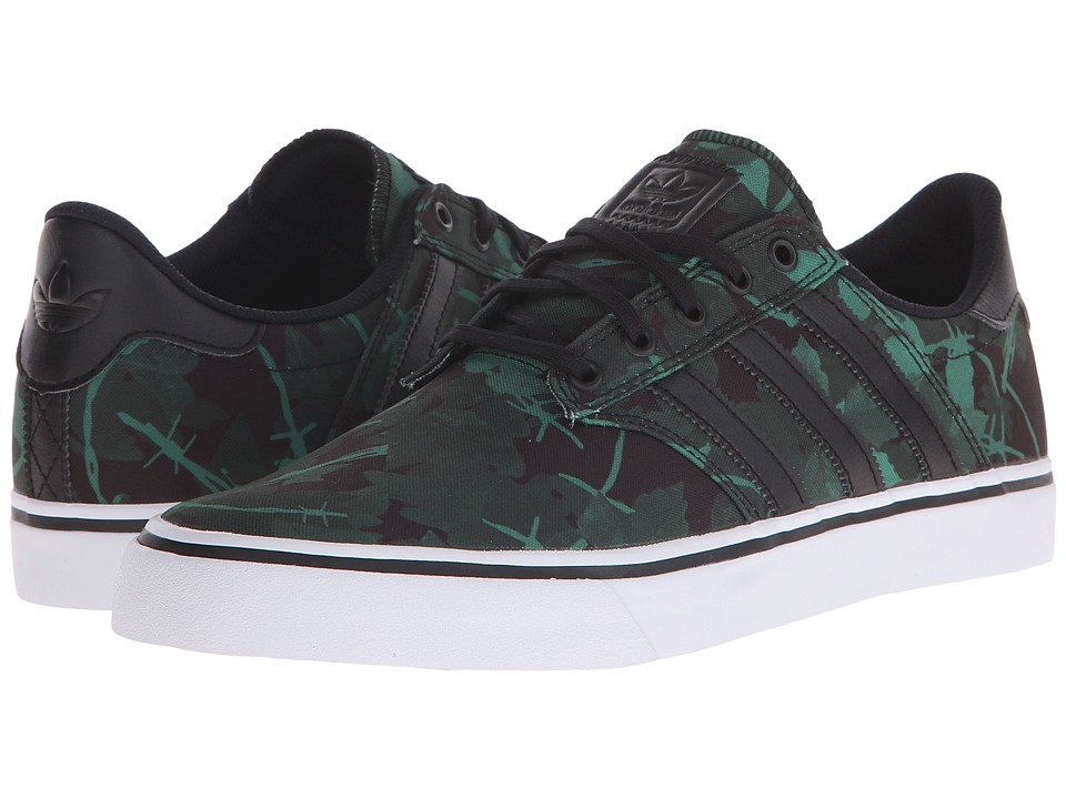 adidas Skateboarding Adi Ease Classified Black/Black/White Mens Skate Shoes