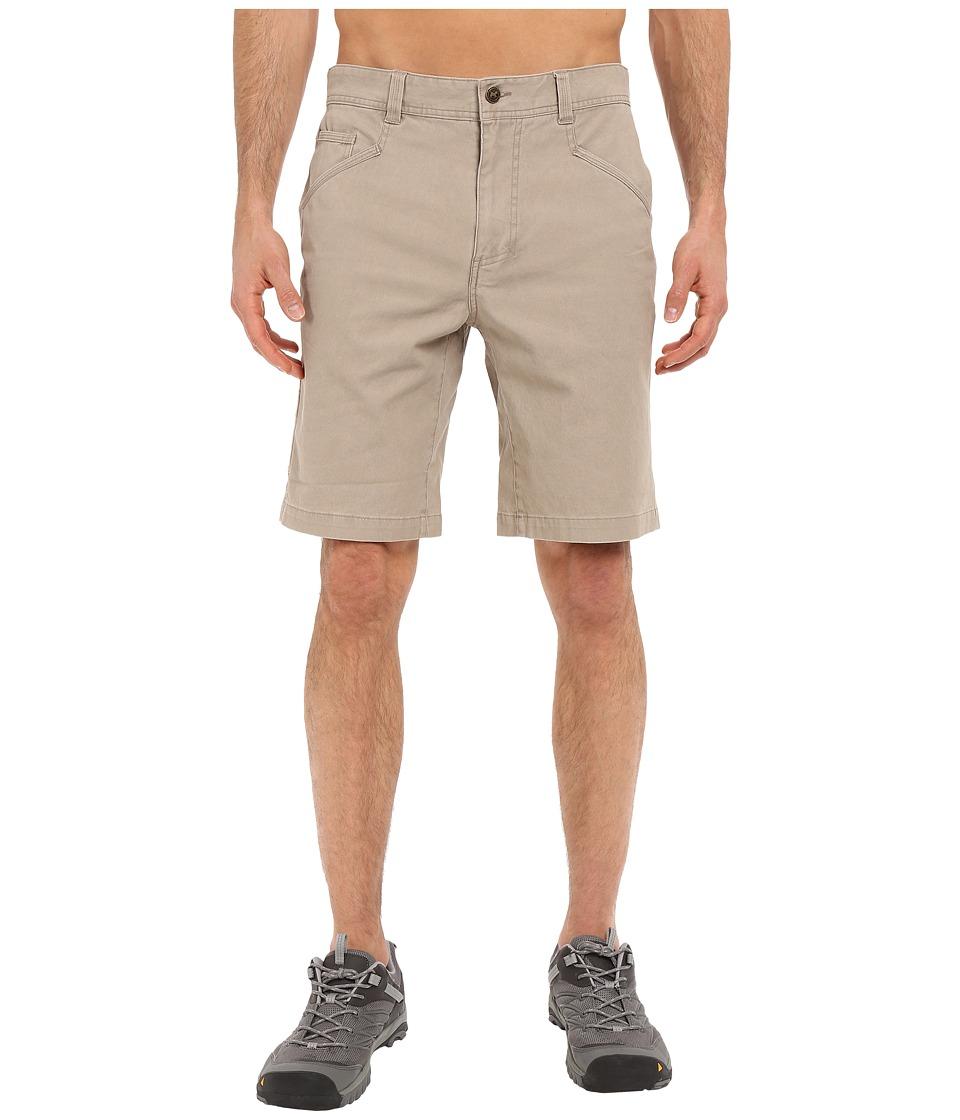 Royal Robbins Billy Goat Hiker Shorts (Khaki) Men