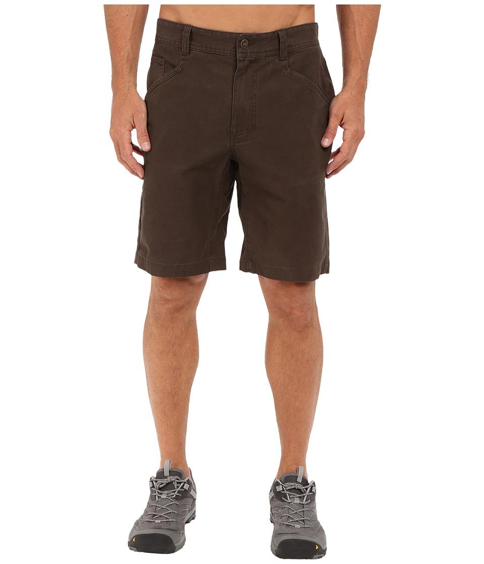 Royal Robbins Billy Goat Hiker Shorts Turkish Coffee Mens Shorts