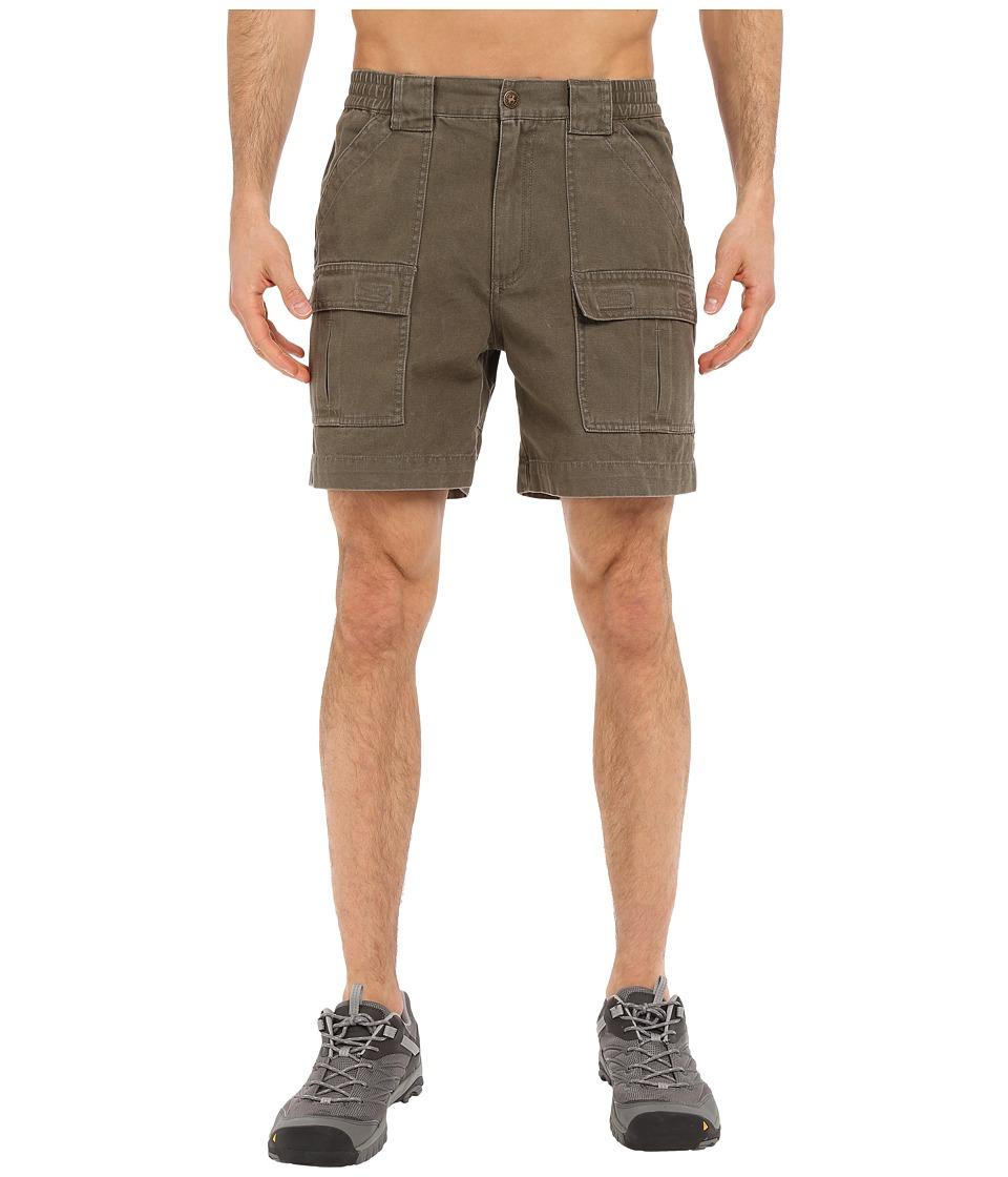 Royal Robbins Blue Water Short Light Olive Mens Shorts