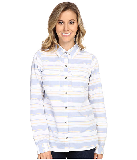 Columbia Pilsner Peak™ Stripe Long Sleeve Shirt