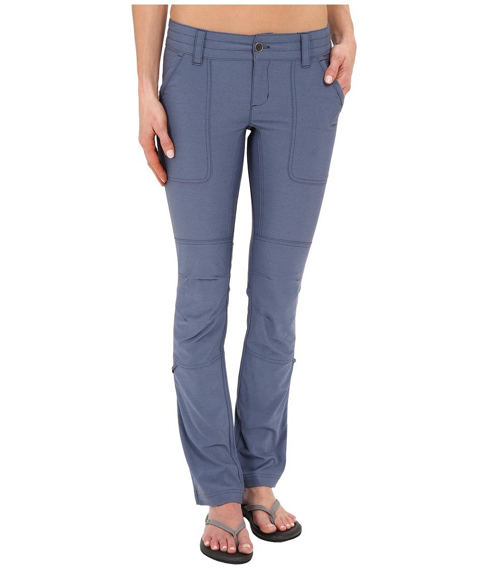 Columbia Pilsner Peak Pants Nocturnal Oxford Womens Casual Pants
