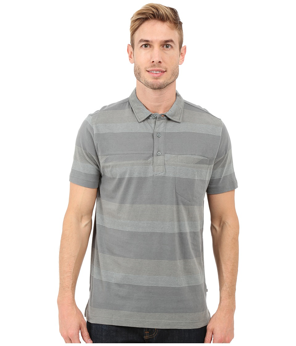 ToadampCo Jack S/S Polo Shirt Pine Mens Short Sleeve Knit
