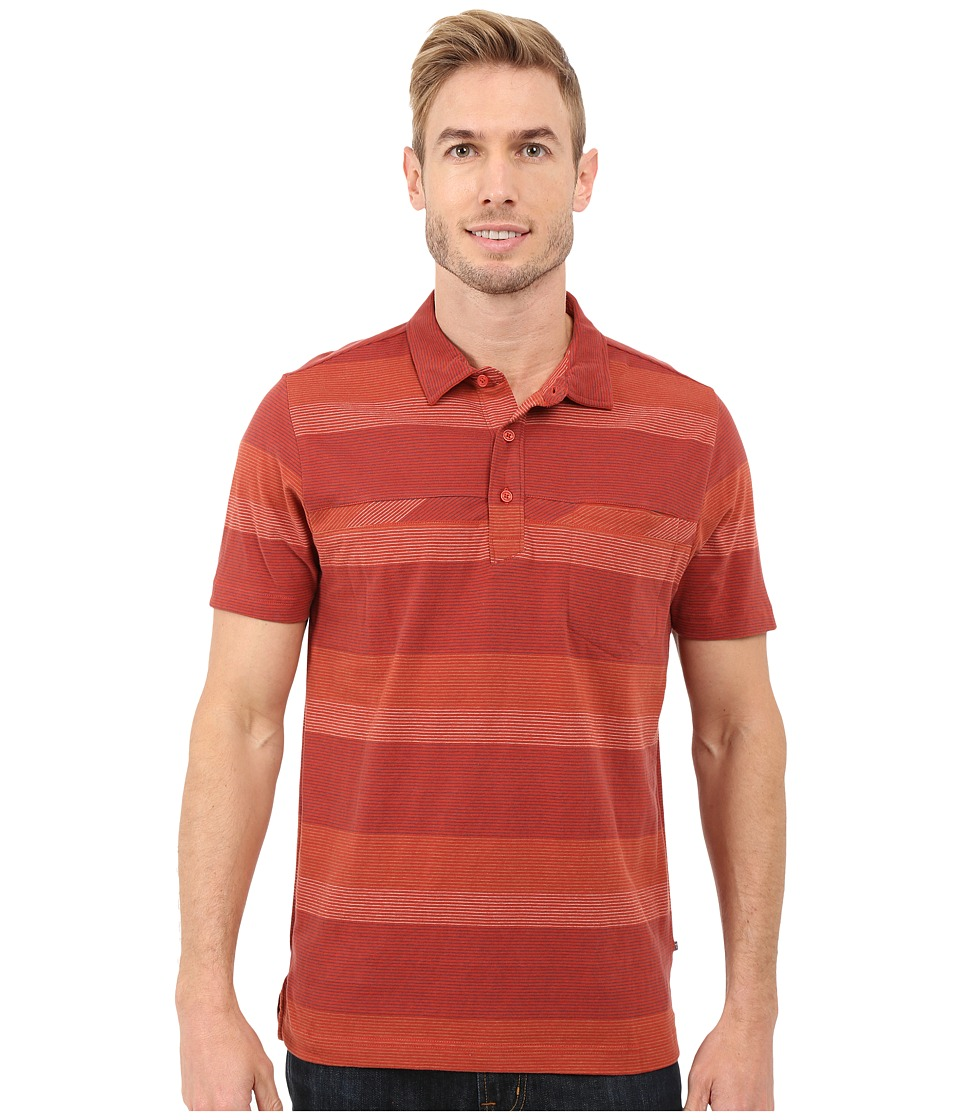 ToadampCo Jack S/S Polo Shirt Spark Mens Short Sleeve Knit