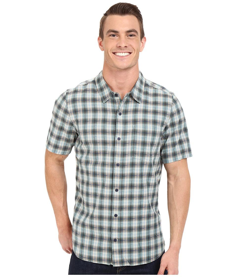 ToadampCo Open Air S/S Shirt Mallard Mens Short Sleeve Button Up
